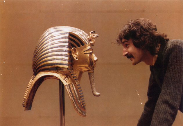Treaures of Tutankhamun