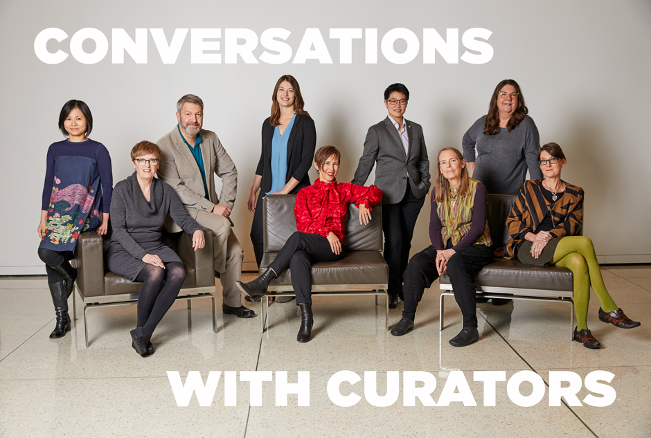 Conversations with Curators