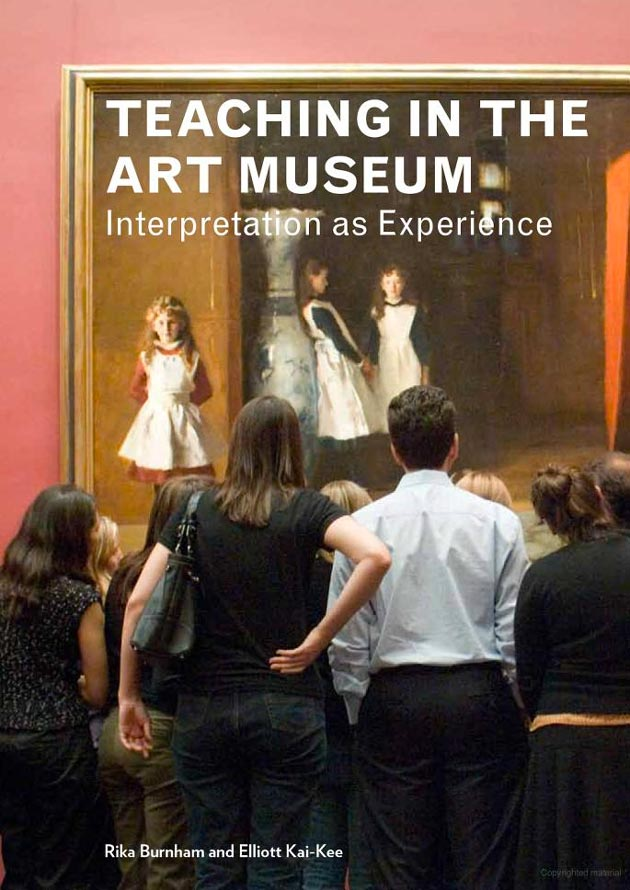 Teaching in the Art Museum: A Public Talk by Elliott Kai-Kee