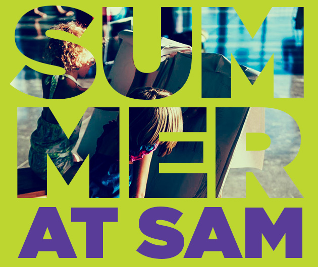 Summer at SAM: Kids' DIY Day