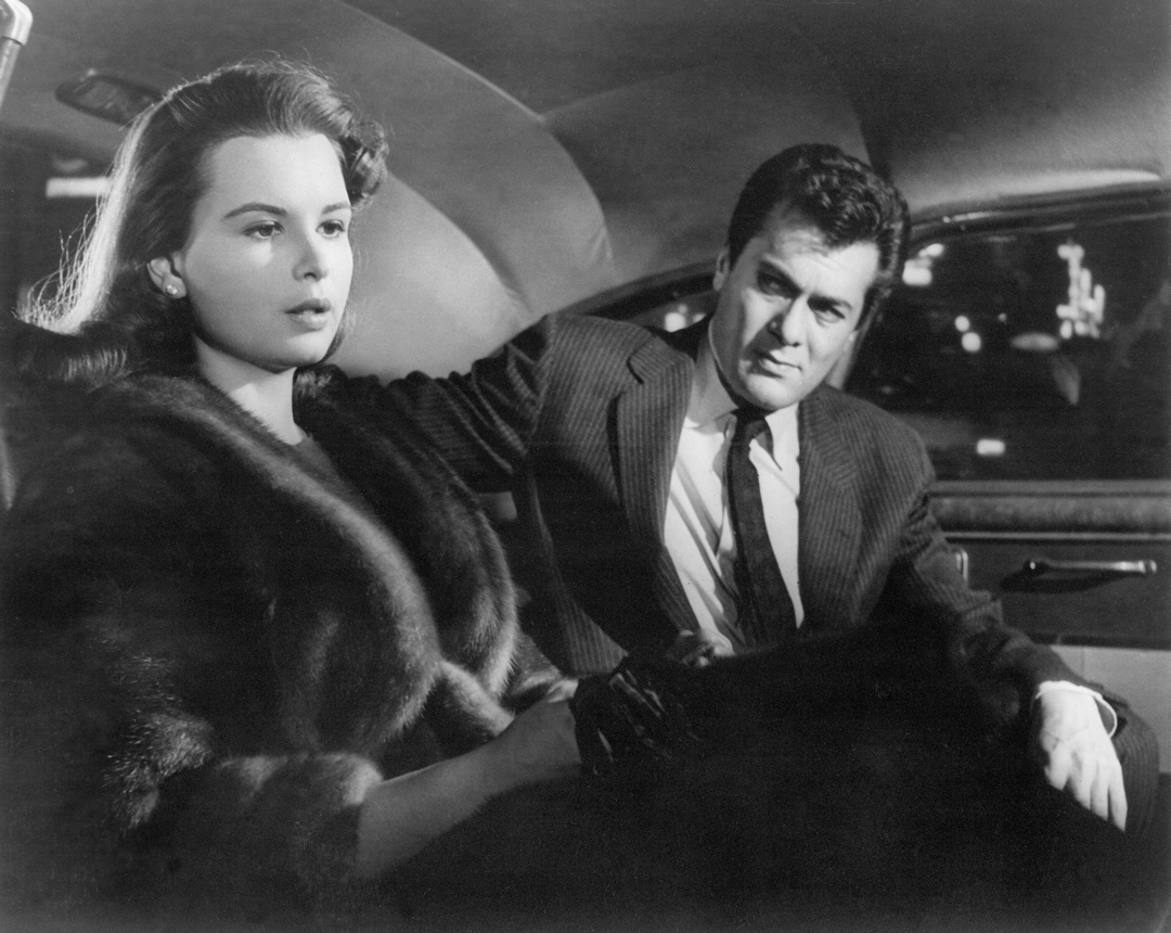 Shadowland Film Noir Series: The Unsuspected