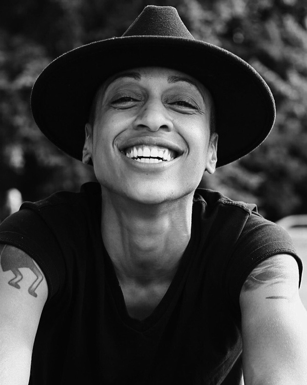 Photo Portrait of a woman smiling