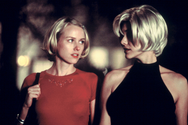 Still from the movie, Mulholland Drive