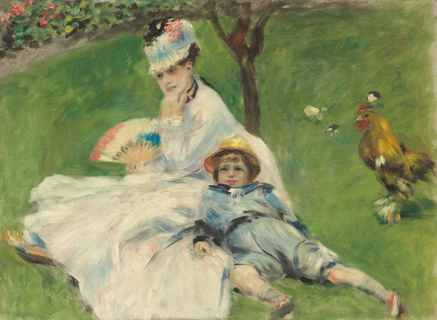 See Intimate Impressionism for Free