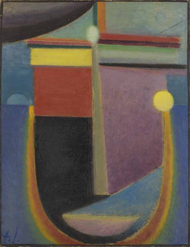 Paintings and Drawings of the European Avant-Garde: The Rubinstein Bequest