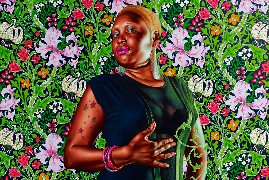 Kehinde Wiley A New Republic Sam Seattle Art Museum