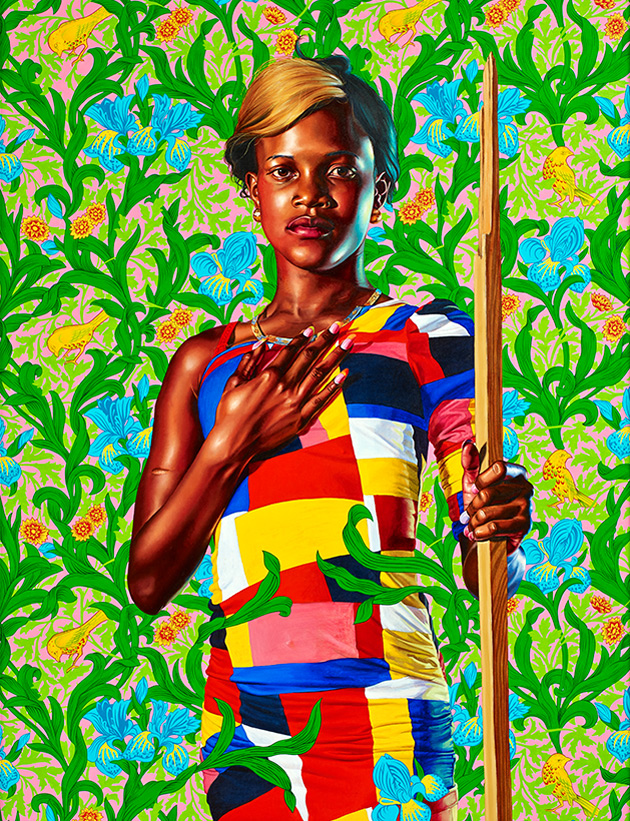 Kehinde Wiley: A New Republic Educator Preview