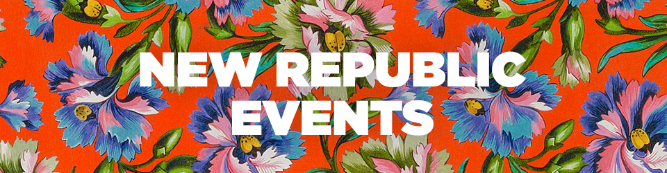 New Republic Events