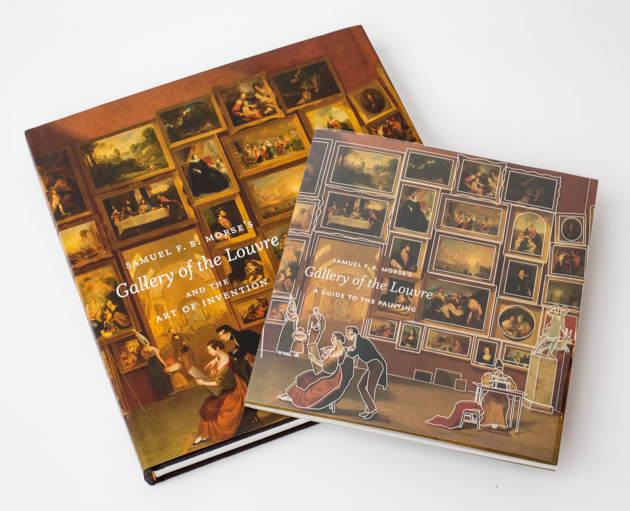 Gallery of the Louvre Catalogue and Key