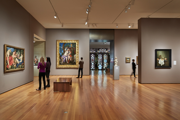 Exhibitions Sam Seattle Art Museum