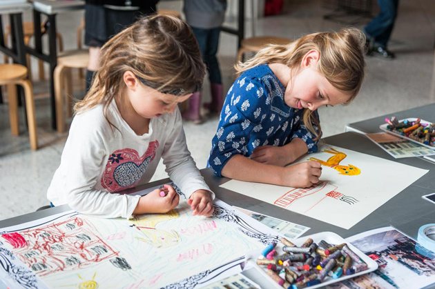 Family Fun Workshops