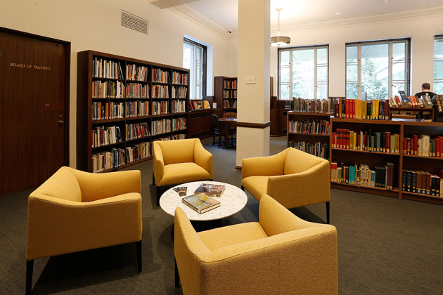 McCaw Foundation Library