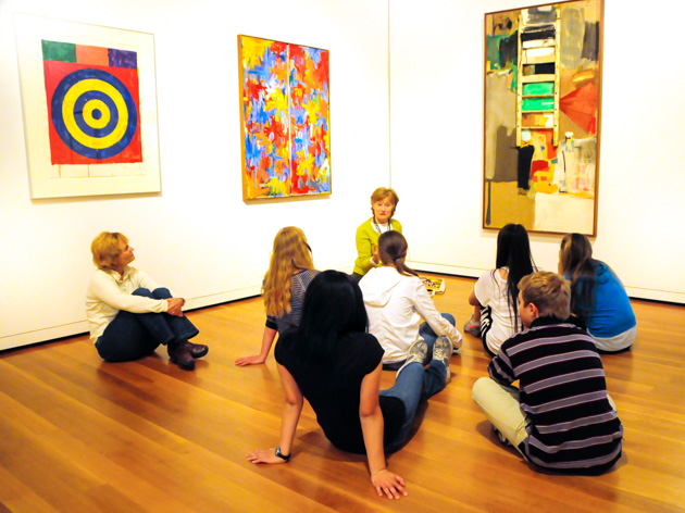 Guided Tours & Art Workshops
