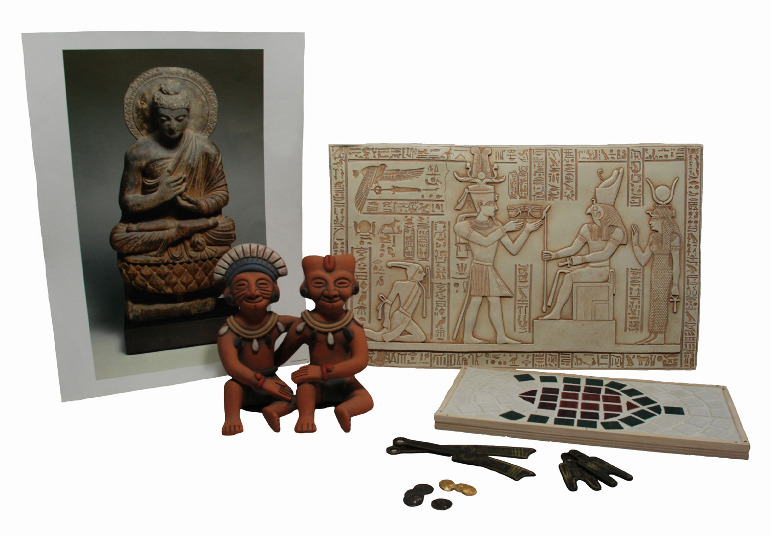 Outreach Suitcase: Ancient Cultures