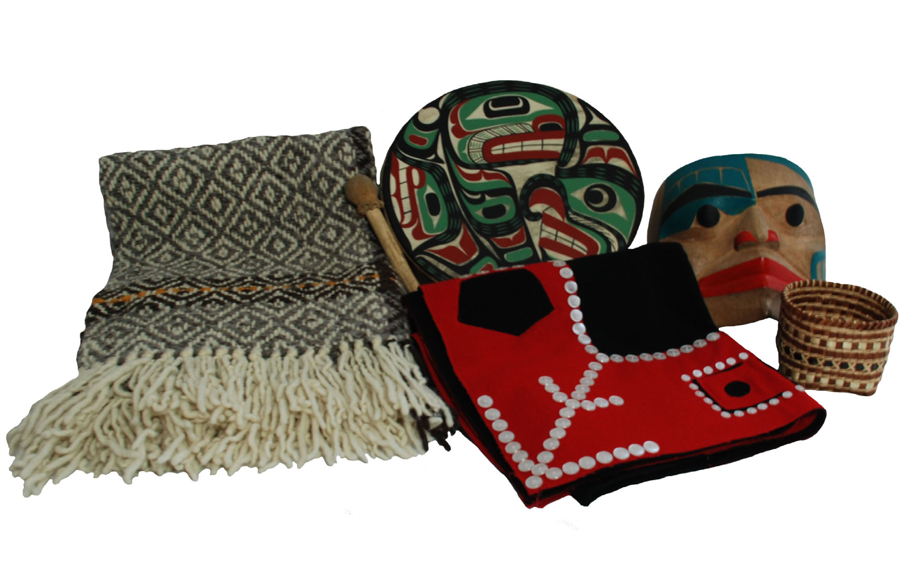 Native American Outreach Suitcase